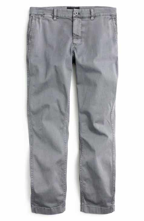 549e5578c78 J.Crew High Rise Slim Boy Chino Pants (Regular   Petite)