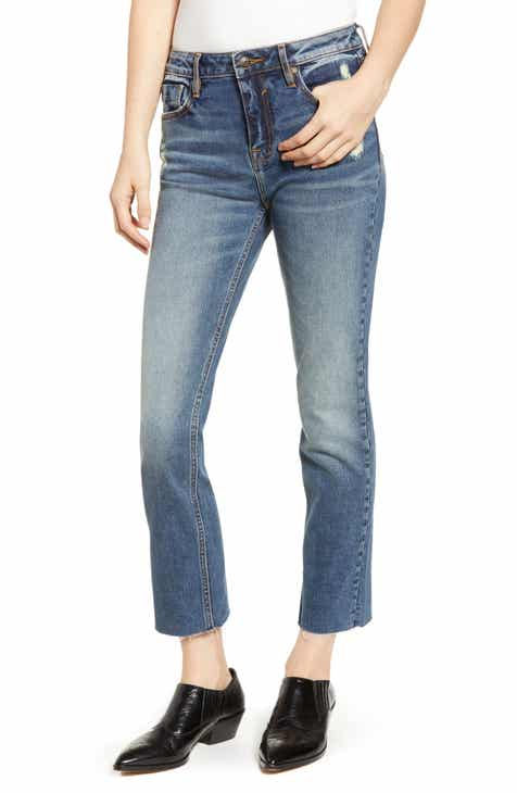 Vigoss Stevie Straight Leg Crop Jeans 539924b332