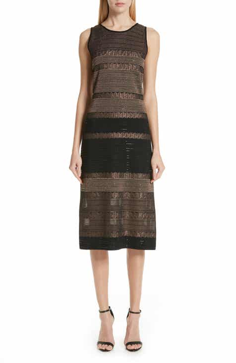 St. John Collection Aubrey Knit Dress by ST. JOHN COLLECTION