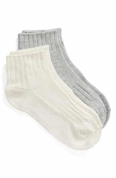 Treasure & Bond 2-Pack Ankle Socks by TREASURE AND BOND