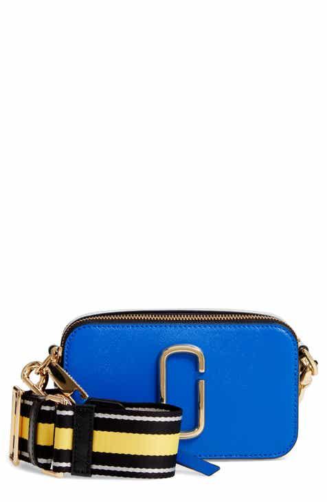 baf3a93866e17 MARC JACOBS Women s Blue Handbags   Purses