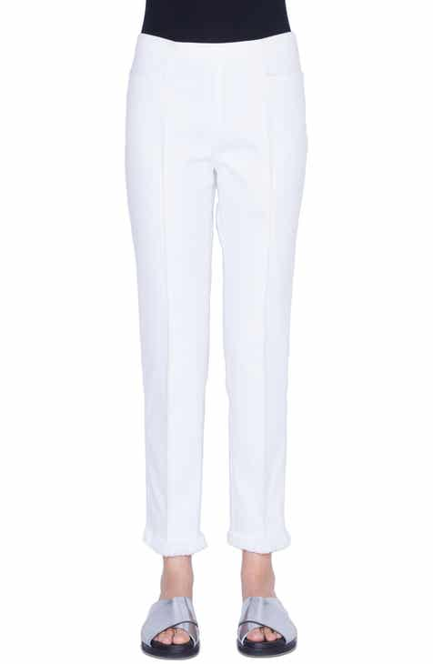 Akris punto Franca Stretch Denim Pants by AKRIS PUNTO