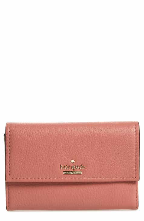 kate spade new york jackson street – meredith leather wallet