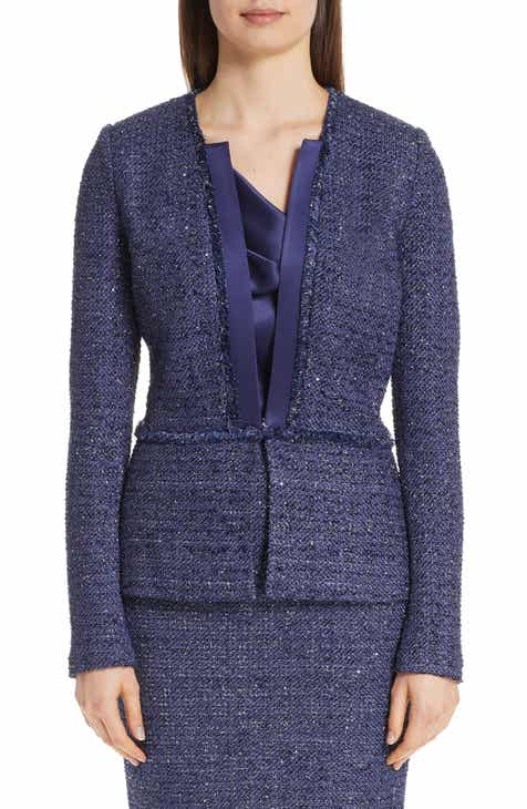 St. John Collection Starlight Knit Jacket by ST. JOHN COLLECTION