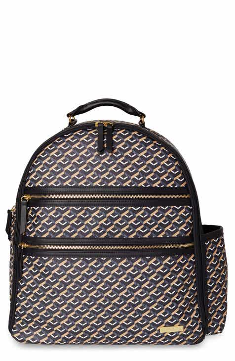 a370de3709 Skip Hop Saffiano Diaper Backpack