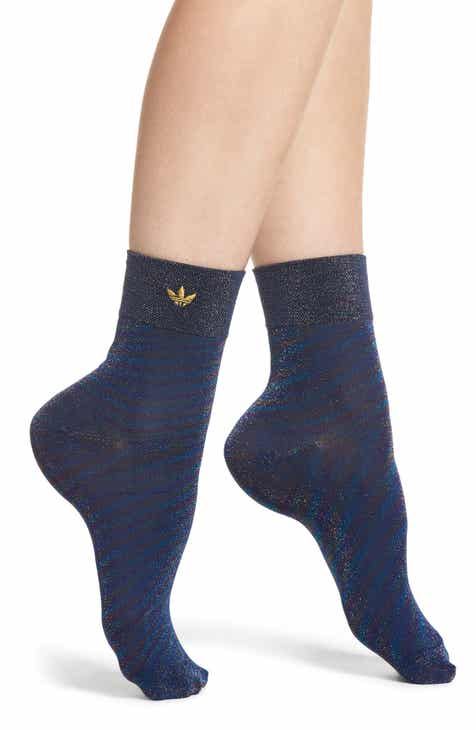 adidas Originals Metallic Ankle Socks by ADIDAS