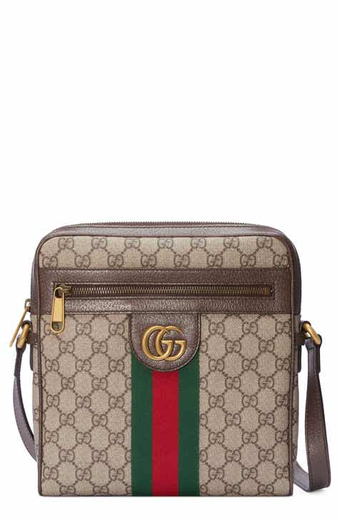 e41a3d2c424 Gucci Small Ophidia GG Supreme Messenger Bag