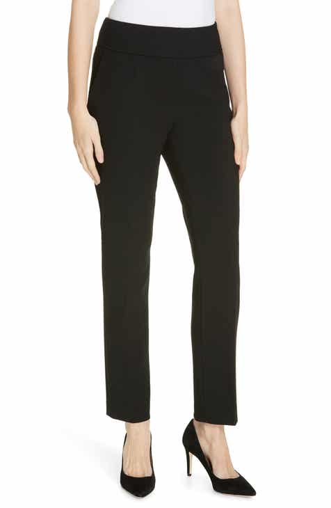 BOSS Tarera Ponte Suit Pants (Regular   Petite) 582638d990b