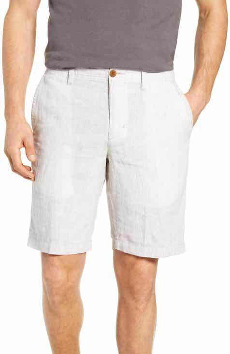 Tommy Bahama Sand Dune Stripe Linen Shorts 70b0fc5784