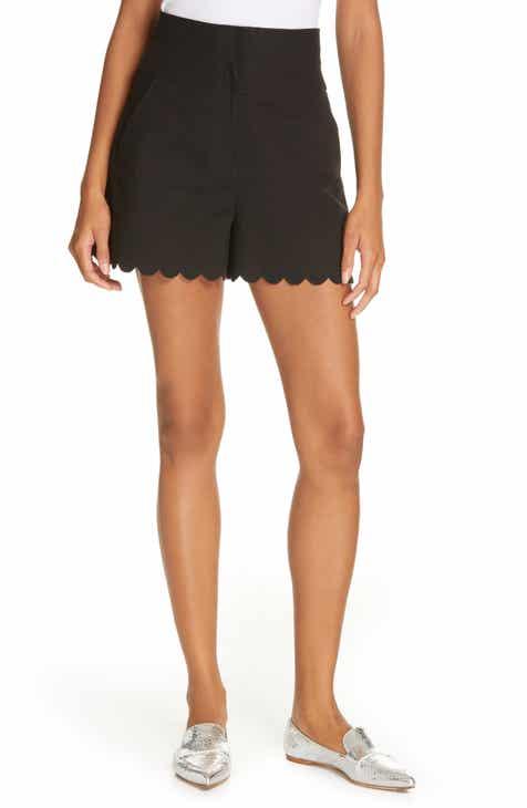 Rebecca Taylor Scallop Shorts by REBECCA TAYLOR