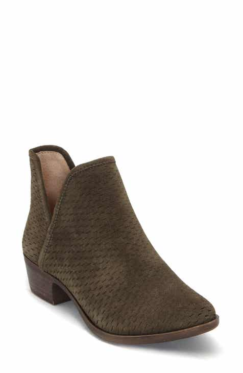 bcd9e13d5916 Lucky Brand Baley Bootie (Women)