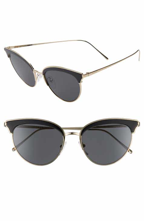 01c417094bb Prada 54mm Cat Eye Sunglasses