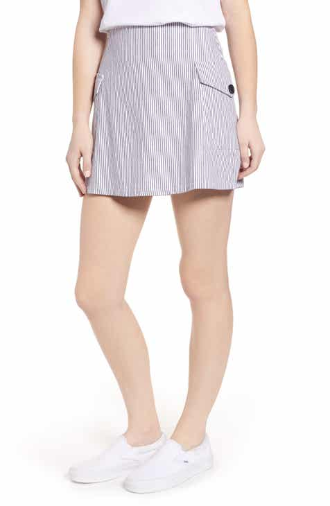 Jason Wu Collection Stretch Wool Suiting Skirt by JASON WU