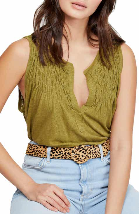 998efb007291e Free People New to Town Tank