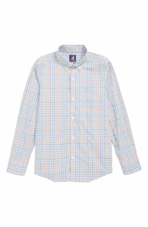 johnnie-O Chester Button Down Shirt (Big Boys)