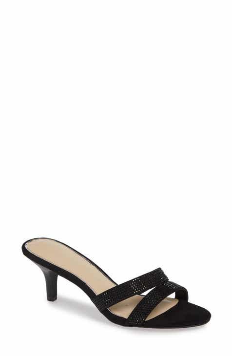 f19f0fcaa08 Athena Alexander Skope Crystal Embellished Slide Sandal (Women)
