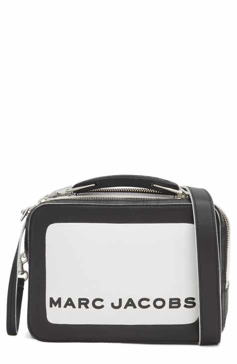 ad6caa9fbf70 MARC JACOBS The Box 20 Colorblock Leather Handbag
