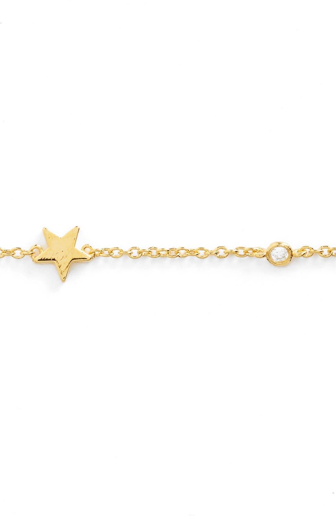 Alternate Image 2  - Shy by SE Star Bracelet