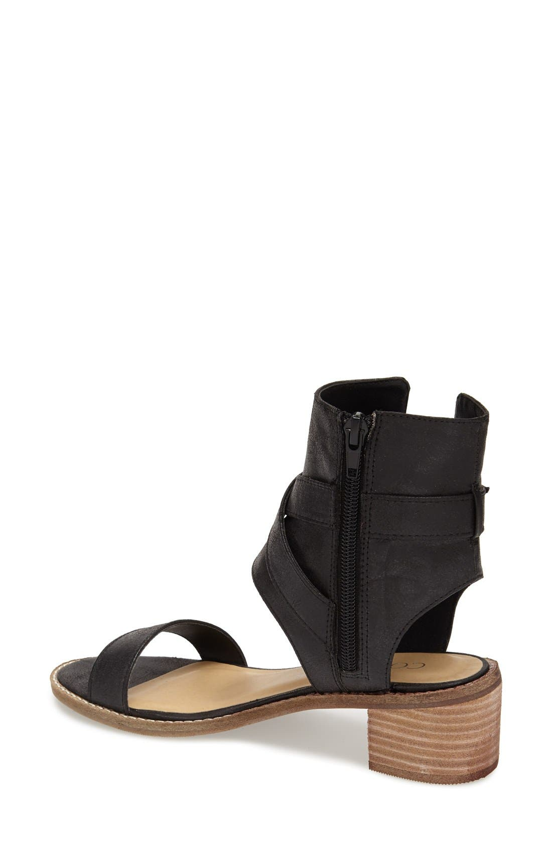 Alternate Image 4  - Coconuts by Matisse 'Tudor' Ankle Cuff Sandal (Women)