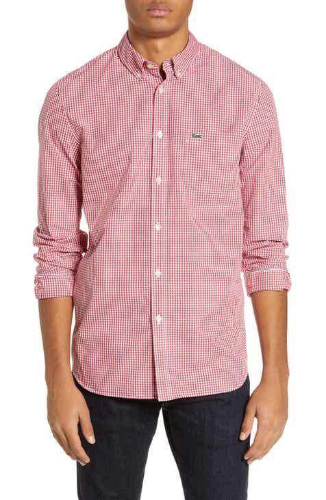 Men s Lacoste Shirts  e63c0c49616