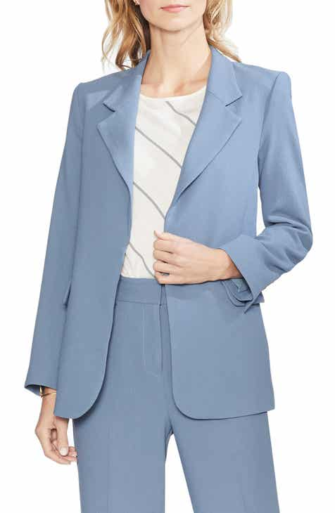 cheap for discount b1639 b08f7 Vince Camuto Parisian Crepe Blazer