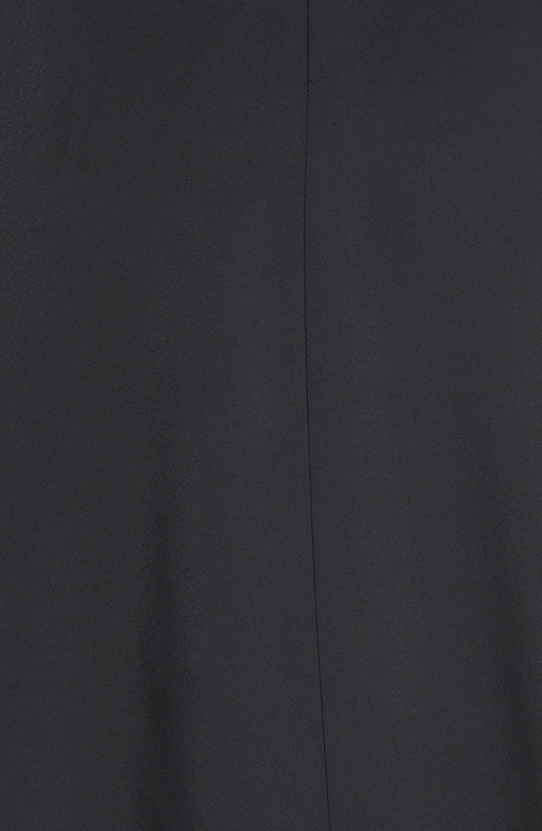 Alternate Image 3  - Classiques Entier® Belted Full Skirt (Regular & Petite)