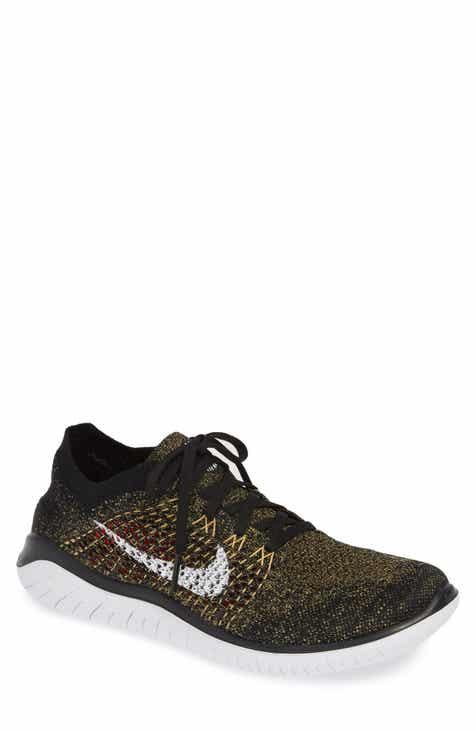 Nike Free RN Flyknit 2018 Running Shoe (Men) 73656b9fe