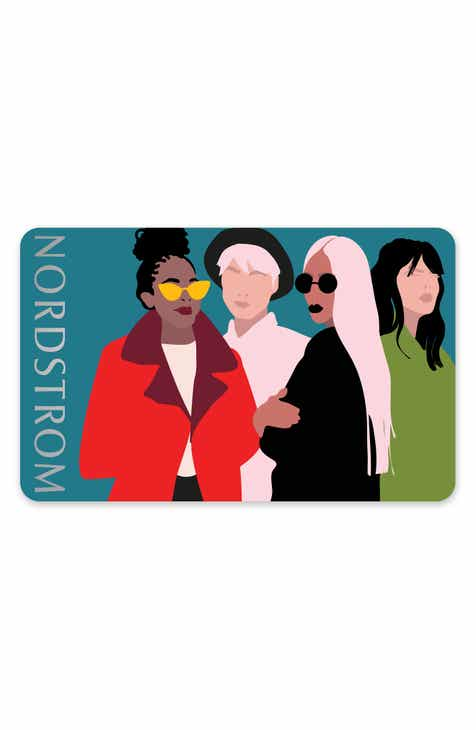 Nordstrom Friends Gift Card