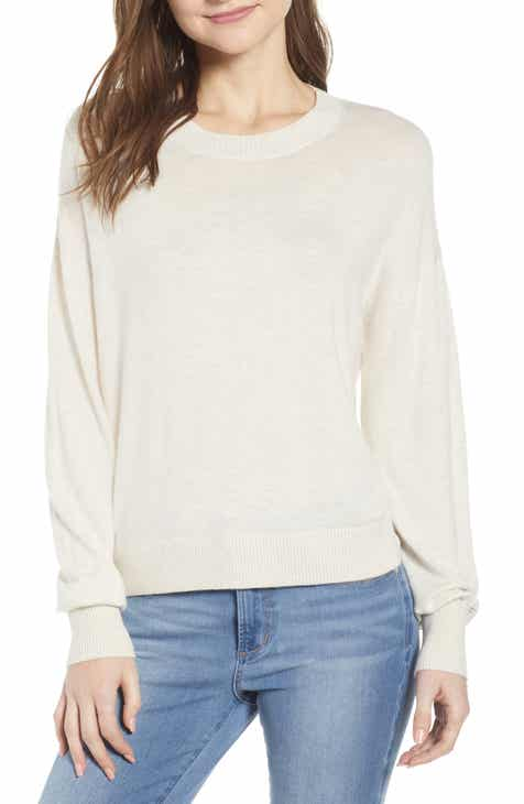 Vince Half Zip Cotton Top by VINCE