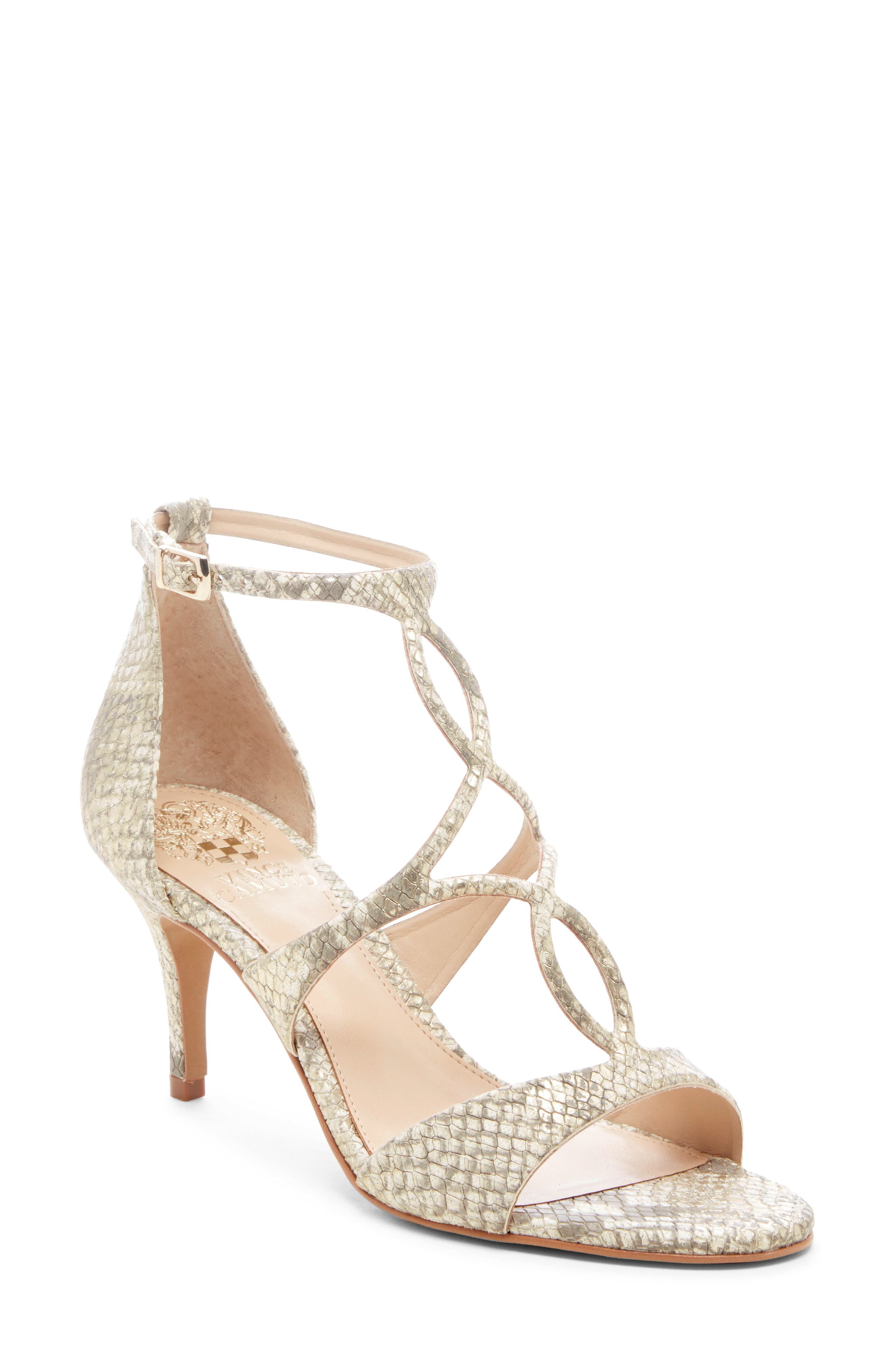 4647426b4010 Vince Camuto Women s Ankle Strap Heels