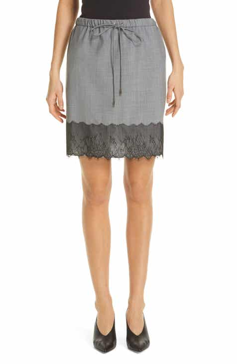 HUGO Ricara Skirt by HUGO HUGO BOSS