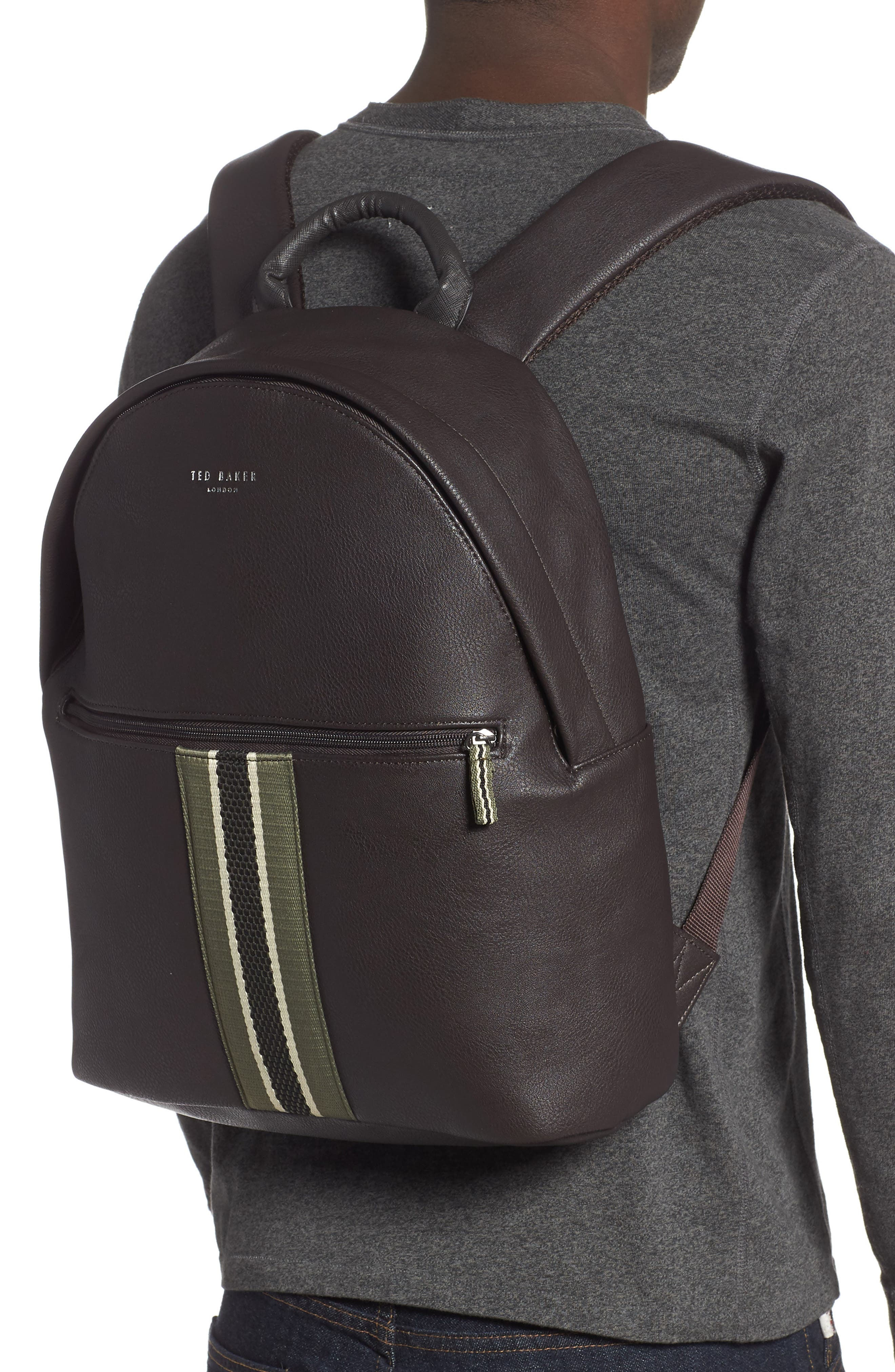 fb06e31c4 Men s Ted Baker London Backpacks  Canvas   Leather