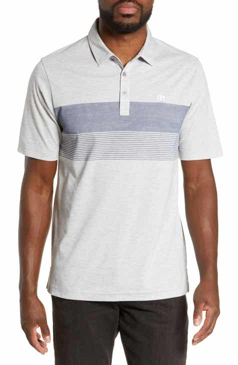 4d4591f0efa TravisMathew The Pitt Regular Fit Performance Polo