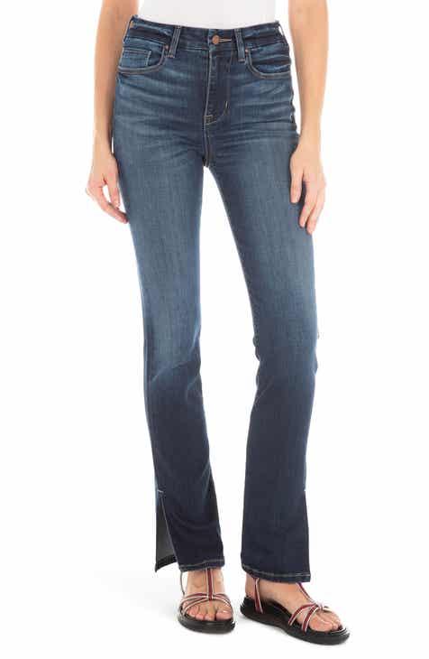 Fidelity Denim Rev Straight Leg Jeans (Valley Heart Blue) 654d975d52b