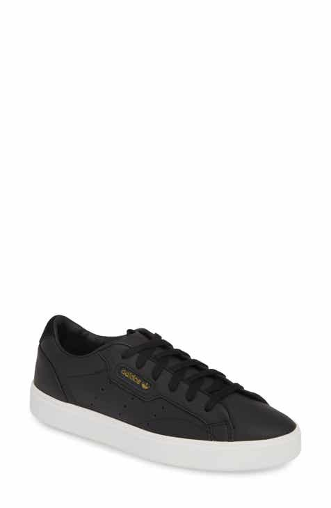 be79f7aab36b adidas Sleek Leather Sneaker (Women)
