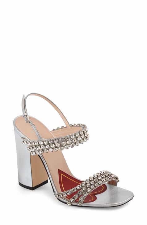 7f1c63cb6402 Gucci Bertie Jewel Sandal (Women)