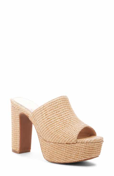707c2d7b4b4 Jessica Simpson Camree Platform Sandal (Women)