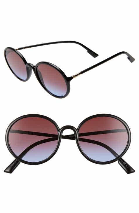 4c487131895 Dior Stellair2S 52mm Round Sunglasses