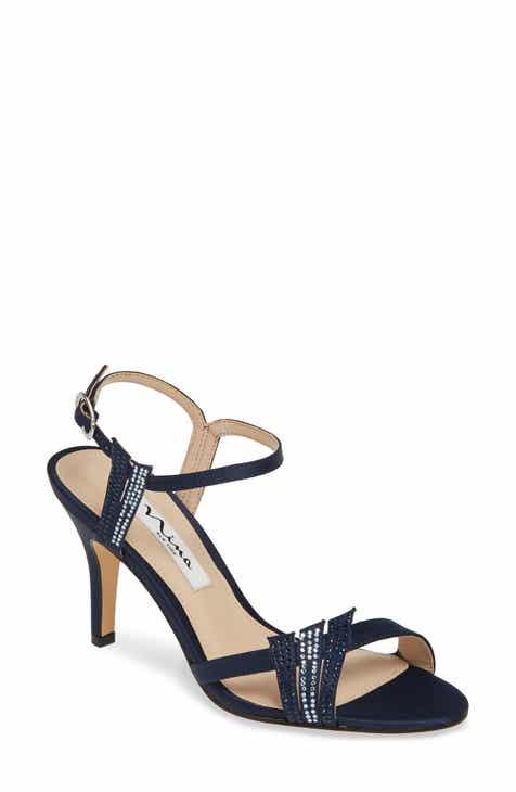 1b7417ad9b0 Blue Nina Shoes   Accessories
