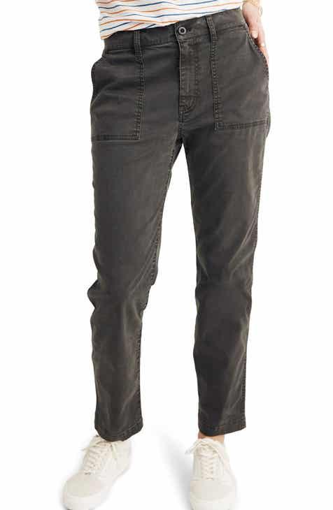 9bbde43f55a Women s Grey Cropped   Capri Pants