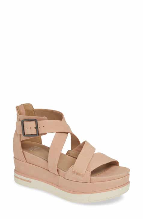 ac52c09482e Eileen Fisher Boost Wedge Sandal (Women)
