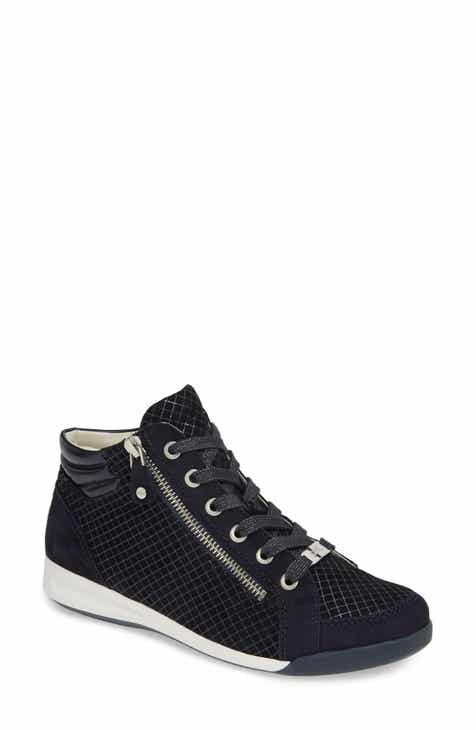 db8322a32734 ara Rylee High Top Sneaker (Women)