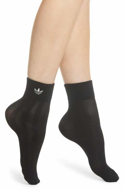adidas Originals Mesh Striped II Ankle Socks by ADIDAS