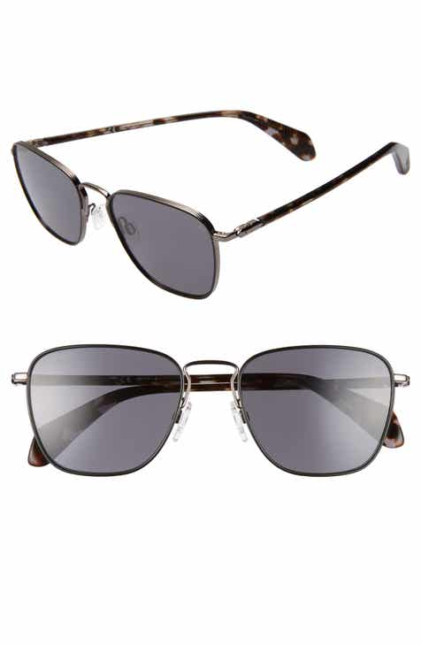 232f05e10d rag   bone 54mm Polarized Aviator Sunglasses.  265.00. Product Image