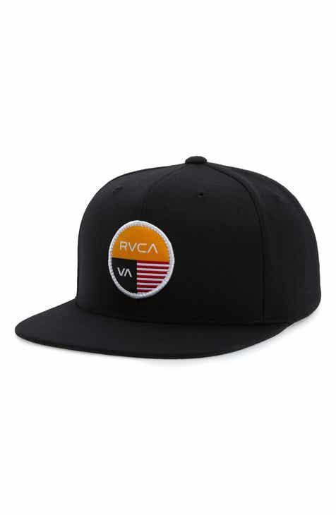 RVCA Diagram Logo Patch Baseball Cap 67fb18793717