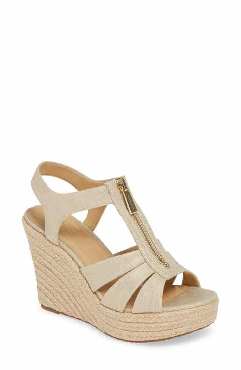 8d048d7e1ce7 MICHAEL Michael Kors Berkley Platform Wedge (Women). Was  99.00