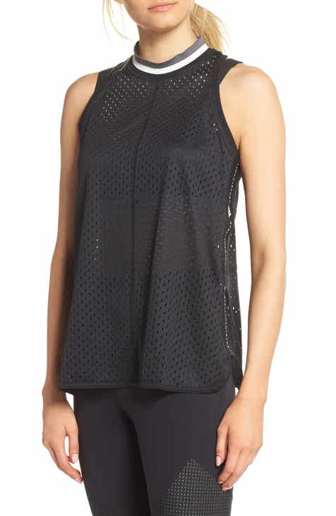 2f03626f4c9e3 adidas by Stella McCartney Racerback Ventilated Training Tank Top