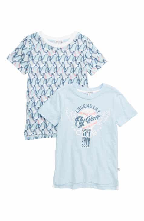 808d8d996880b8 Flapdoodles 2-Pack Graphic T-Shirts (Toddler Boys   Little Boys)