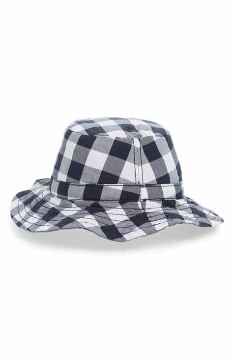 c0ff20ea909 Tucker   Tate Plaid Reversible Bucket Hat (Baby)