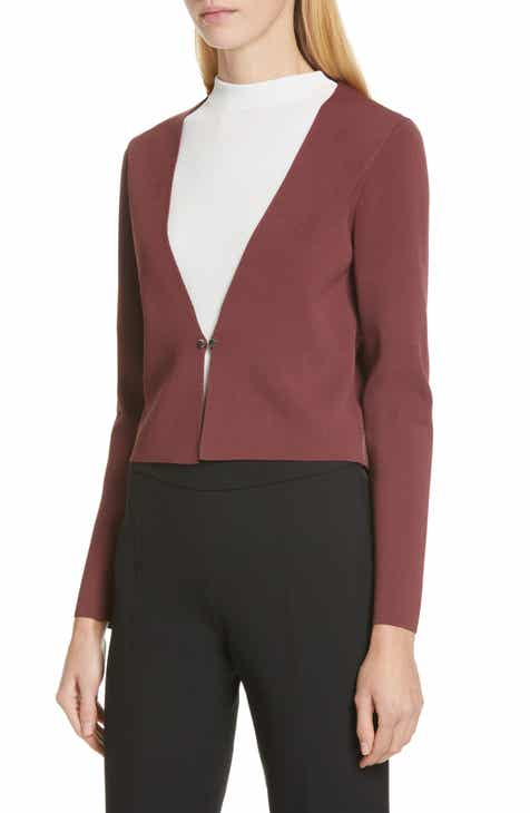 BOSS Folero Bolaro Crop Cardigan by BOSS HUGO BOSS
